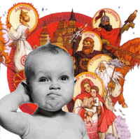 Вычисление славянских богов-покровителей по дате рождения